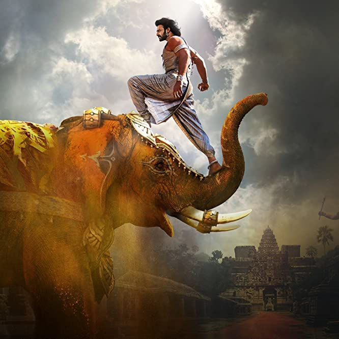 Prabhas in Baahubali 2: The Conclusion (2017)