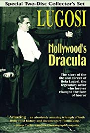 Lugosi: Hollywood's Dracula Poster