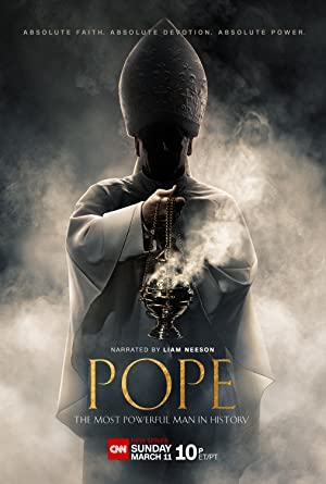 Where to stream Pope: The Most Powerful Man in History