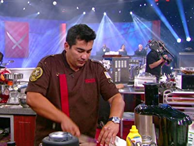 Tournament of Champions: Morimoto vs. Garces: Battle Liver