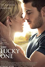 Zac Efron and Taylor Schilling in The Lucky One (2012)