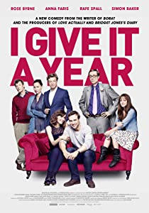 Watch movie divx I Give It a Year by [Full]
