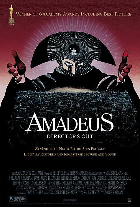 Amadeus (1984) BluRay 480p, 720p & 1080p