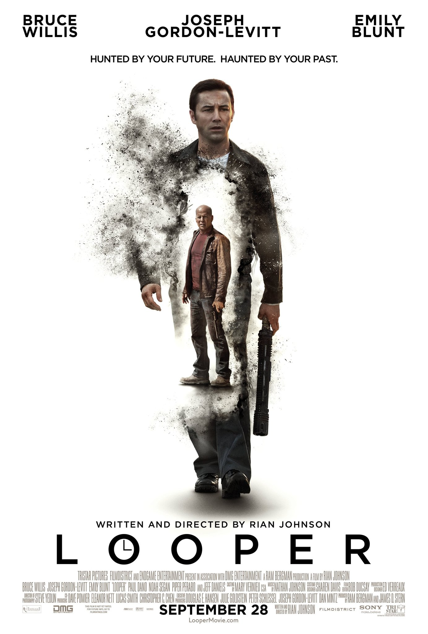 Looper (2012) BluRay 480p, 720p & 1080p