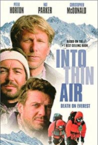 Primary photo for Into Thin Air: Death on Everest