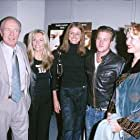 Ellen Burstyn, James Caan, and Scott Caan at an event for The Yards (2000)