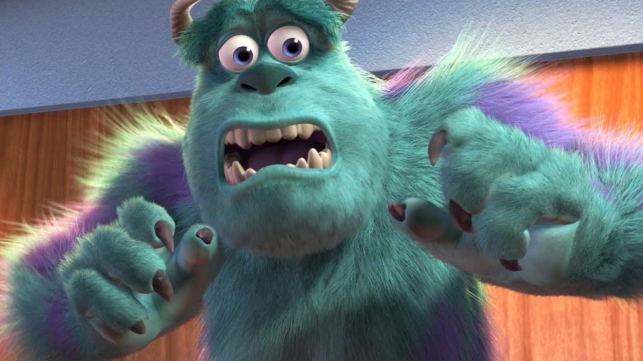 Image result for Monsters, Inc. (2001)