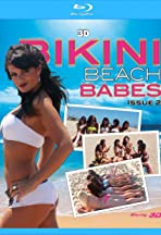 3D Bikini Beach Babes Issue #2
