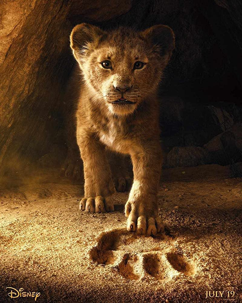JD McCrary in The Lion King (2019)
