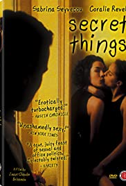 Secret Things Poster
