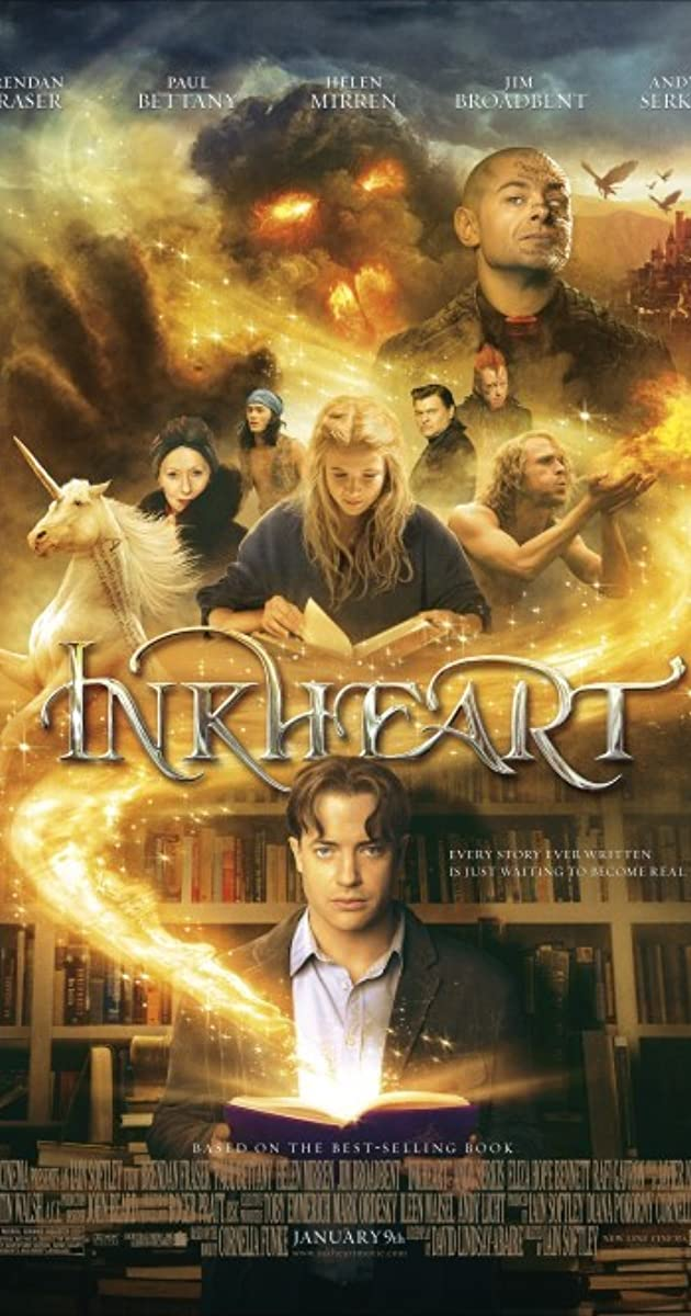 Subtitle of Inkheart