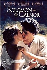 Solomon & Gaenor Poster