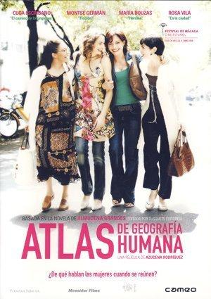 María Bouzas, Cuca Escribano, Rosa Vila, and Montse Germán in Atlas de geografía humana (2007)
