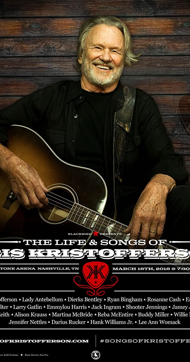 the life amp songs of kris kristofferson tv movie 2017 imdb