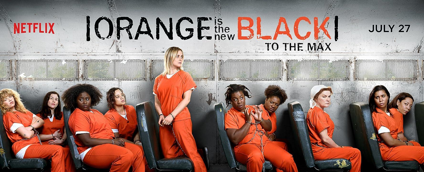 Imagens do Orange is The New Black Dublado Dublado Online