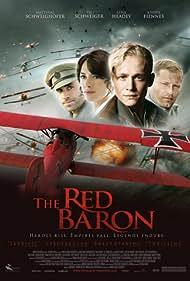 Joseph Fiennes, Til Schweiger, Lena Headey, and Matthias Schweighöfer in Der Rote Baron (2008)