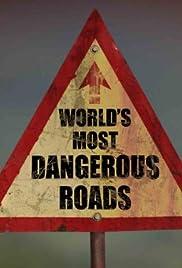 World's Most Dangerous Roads Poster