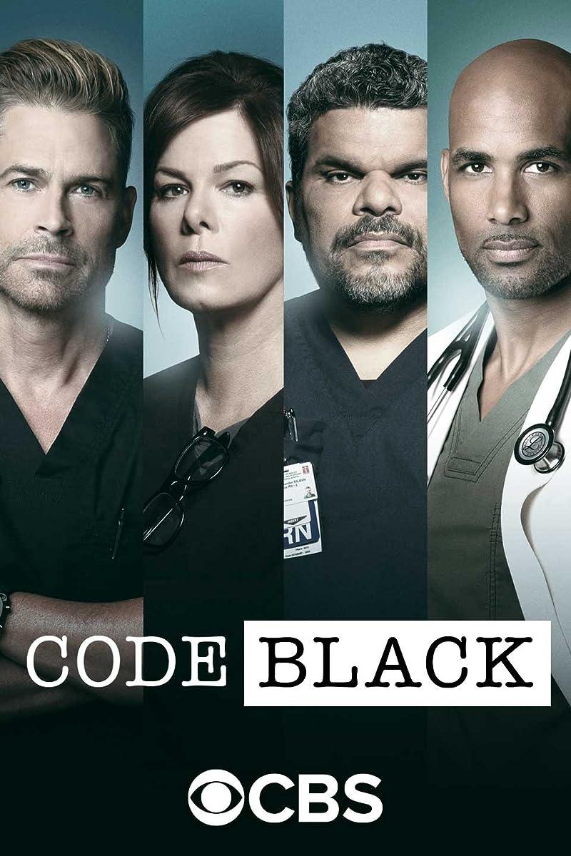 Juodasis kodas 3 Sezonas / Code Black Season 3 (2018)