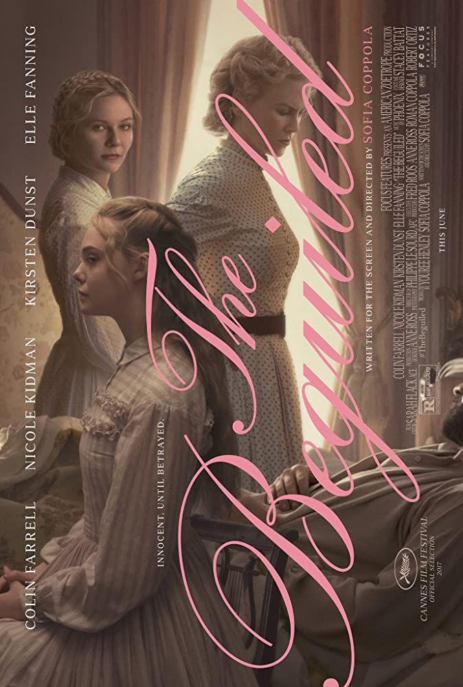 Nicole Kidman, Kirsten Dunst, and Elle Fanning in The Beguiled (2017)