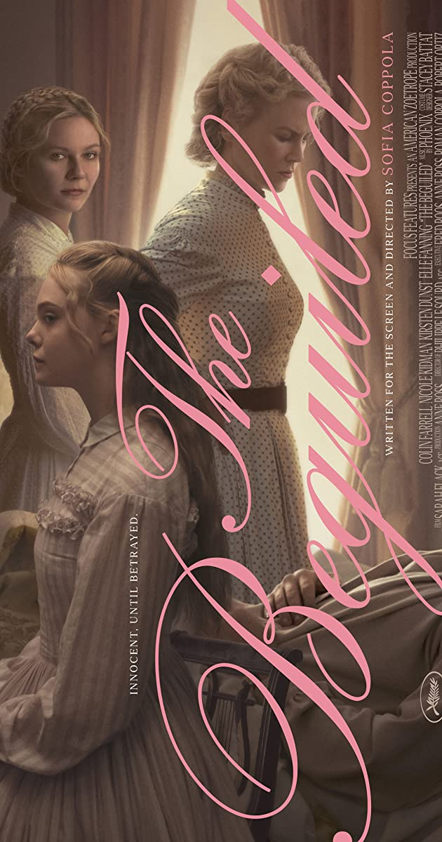 Subtitle of The Beguiled