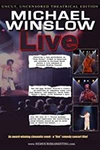 The movies direct download Michael Winslow Live [Mkv]