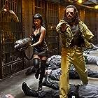 Nicole Scherzinger, Jemaine Clement, and Alex Ziwak in Men in Black 3 (2012)