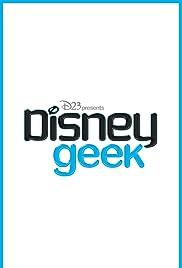 D23's Disney Geek Poster