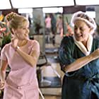 Reese Witherspoon and Dana Ivey in Legally Blonde 2: Red, White & Blonde (2003)