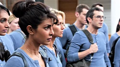 Official trailer for Quantico from ABC.