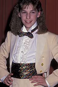 Mayim Bialik at an event for The 46th Annual Golden Globe Awards 1989 (1989)