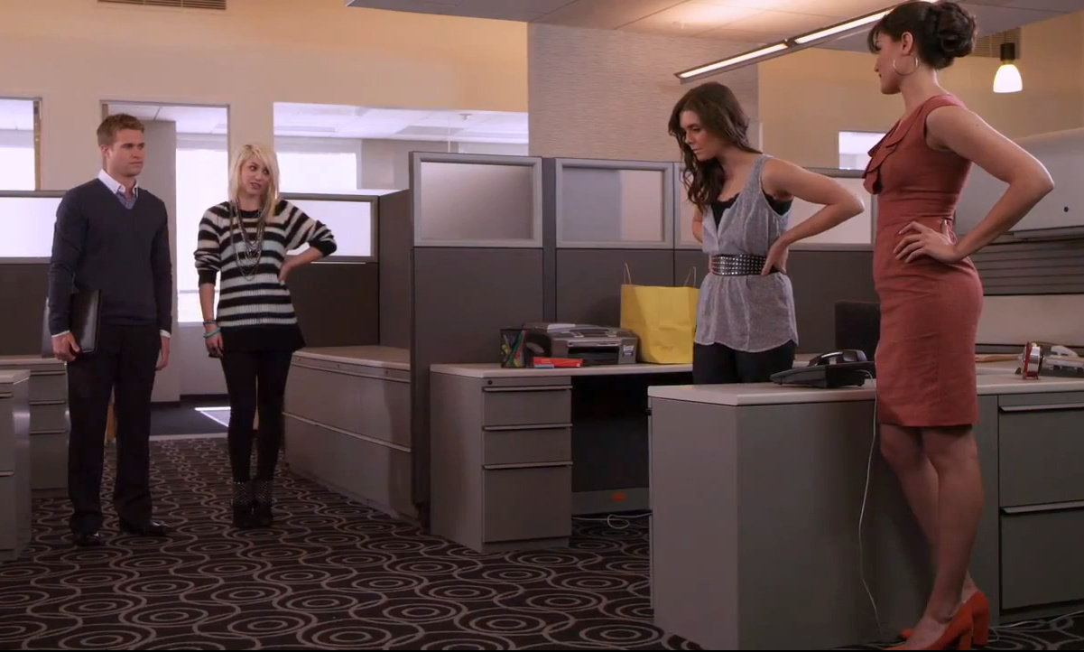 S1 Ep10 - Step Into My Office