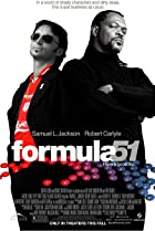 Formula 51 (2001) Poster