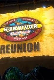 Survivor: Cook Islands - The Reunion Poster