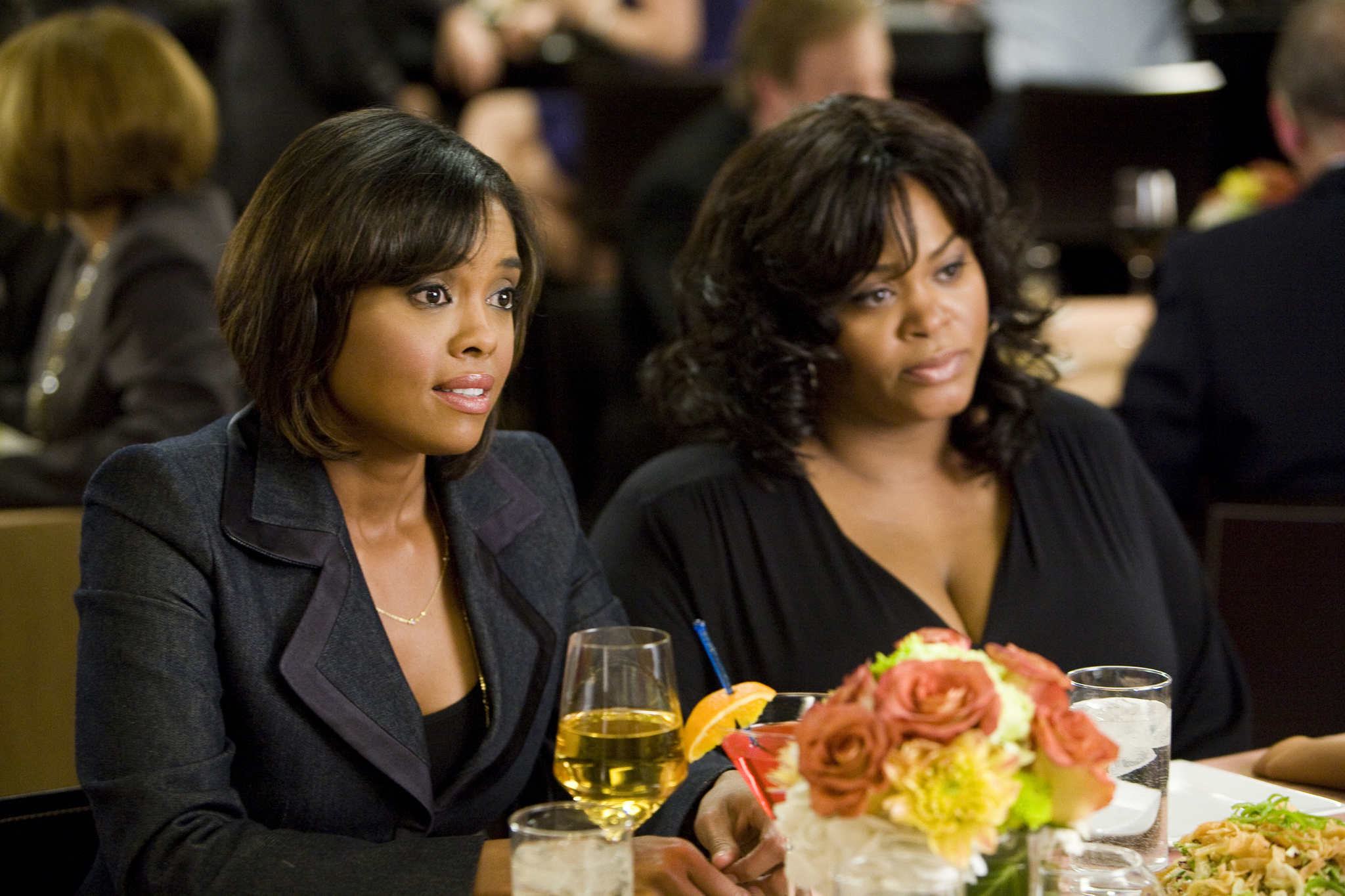 Sharon Leal and Jill Scott in Why Did I Get Married Too? (2010)