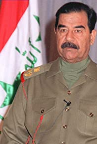 Primary photo for Saddam Hussein