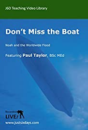 Don't Miss the Boat Poster