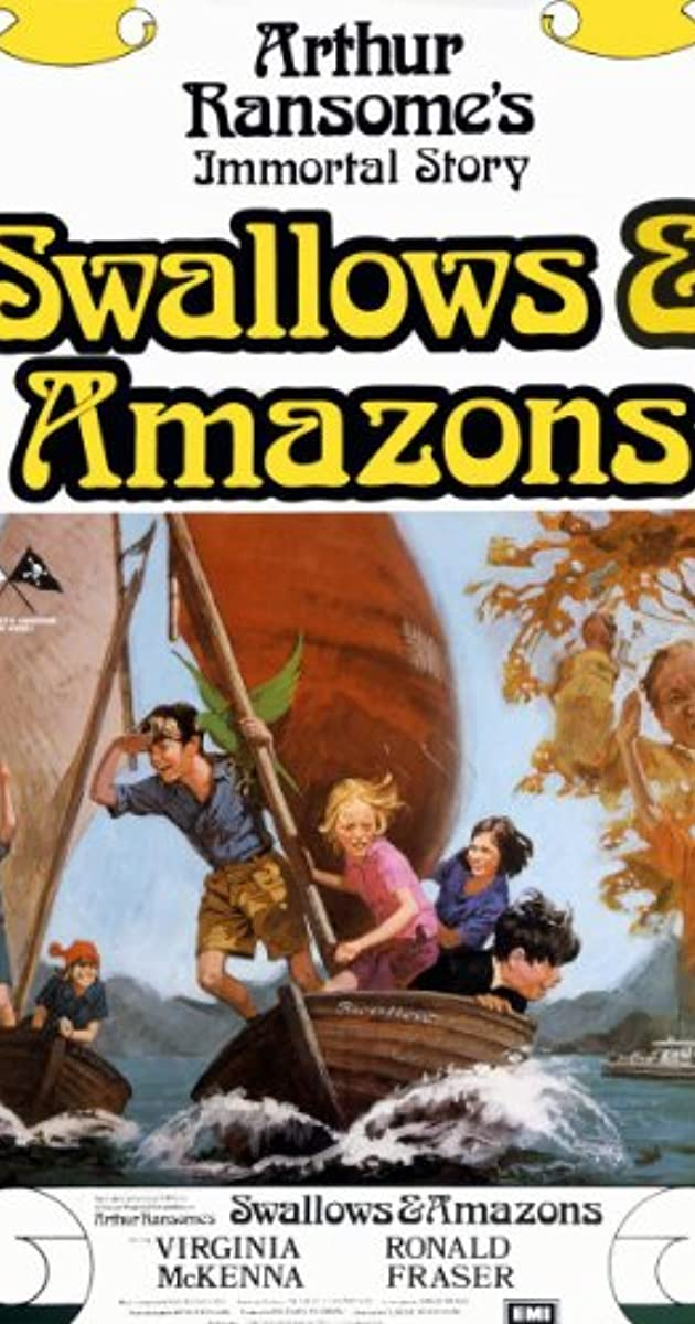 Subtitle of Swallows and Amazons