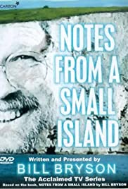 Bill Bryson: Notes from a Small Island Poster