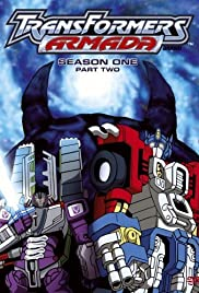 Transformers: Armada Poster