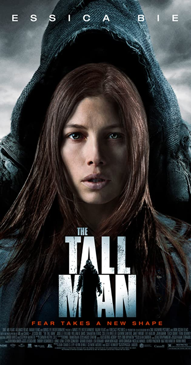 Subtitle of The Tall Man