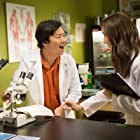 Ken Jeong and Alison Brie in Community (2009)