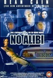No Alibi Poster