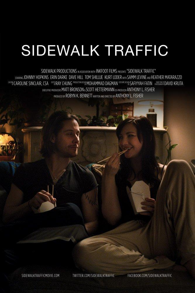 Johnny Hopkins in Sidewalk Traffic (2015)
