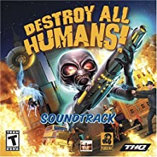 Destroy All Humans! (2005 Video Game)
