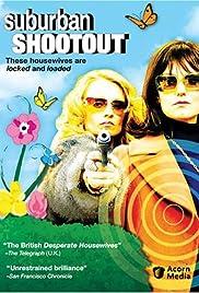 Suburban Shootout Poster