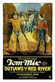 Outlaws of Red River Poster
