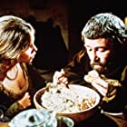 Peter O'Toole and Jane Merrow in The Lion in Winter (1968)