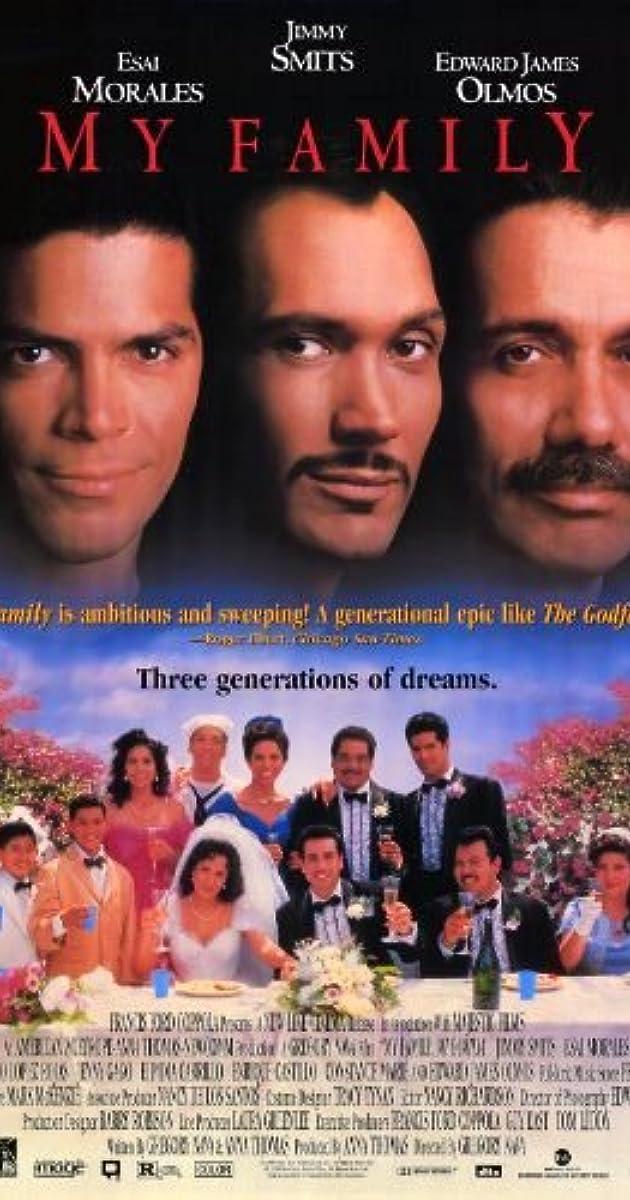 My Family (1995) - IMDb