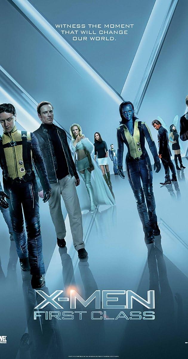 Dị Nhân 5: Thế Hệ Đầu Tiên - X: First Class (2011)