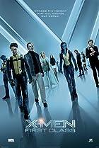 X-Men: First Class (2011) Poster